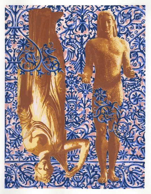 Kouros-Venus-screenprint-11x14-p250-300-framed.jpg