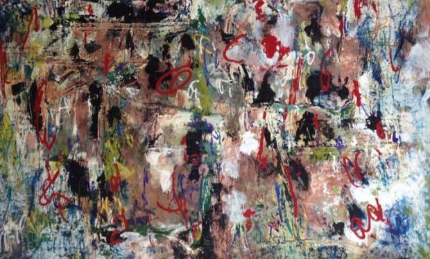 Done-With-Each-Other-For-Now_mixed-media-w-reclaimed-fabric-fiber-on-canvas_-90-x-54-p8500.jpg